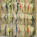 Classic four point sandwiches