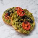 Smash Avocado Bagel