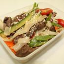Rare Beef Thai Noodle Salad