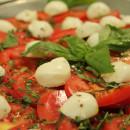 Tomato Bocconcini & Basil