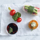 Gluten Free Canape pack - Cold