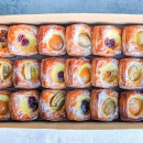 Handmade Danish Box (24 pcs)