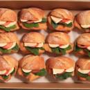 Chicken Schnitzel Roll Box (12 pcs)