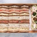 Sandwiches & Wraps Box (8-10 pax)