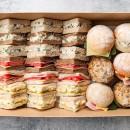 Sandwiches & Rolls Box (10-12 pax)