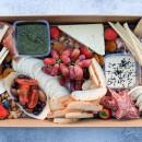Cheese & Charcuterie box (15-20 pax)