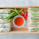 Rice Paper Roll Box (30 pcs)