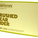 Monteiths Crush Pear Cider 330ml