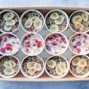 Mixed Yoghurt Pot Box (12 pcs)