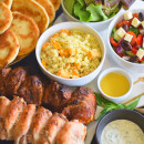 Mediterranean Inspired Barbecue