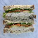 Gluten Free Sandwich with Classic filling (1pp)