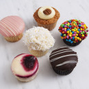 Cup Cakes & Chocolate Dipped Strawberries (12 pcs)
