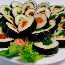 Assorted Sushi pieces (2pp)