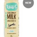 Raw C Coconut Milk Vanilla Bean & Sea Salt 12 x 325ml Cans