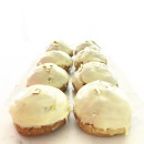 Vanilla Mini Choux Pastry