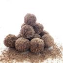 Chocolate, Dates, Pecan, Coconut