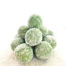Vegan Balls - Coconut Pandan with Palm Sugar