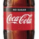 Coca Cola NO SUGAR 1.25L PET