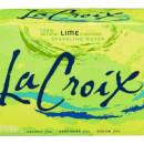 La Croix – Case of 12 cans Lime Flavour