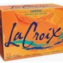 La Croix – Case of 12 cans Orange Flavour