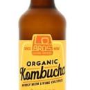 Los Bros Kombucha – 8 x 330ml Ginger & Lemon