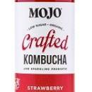 Mojo Kombucha 12 x 330ml Strawberry Hibiscus