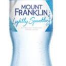 Mount Franklin Lightly Sparkling 24 x 450ml PET