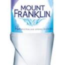 Mount Franklin Still 24 x 400ml PET