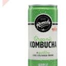 Remedy Kombucha Apple Crisp 24 x 250ml Cans