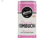 Remedy Kombucha Raspberry Lemonade 24 x 250ml Cans