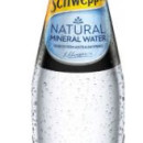 Schweppes Mineral Water 24 x 300ml Glass
