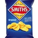 Smiths Crinkle Original Plain Chips 170g