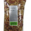 TMG Mixed Nuts Unsalted 500g Bag
