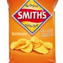 Smiths Crinkle BBQ Chips 170g