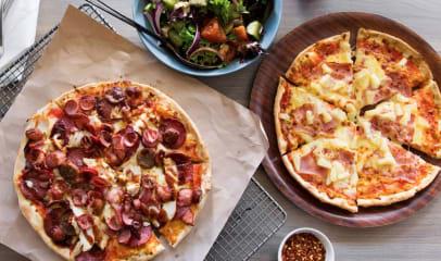 Arthur's Pizza Rosebery