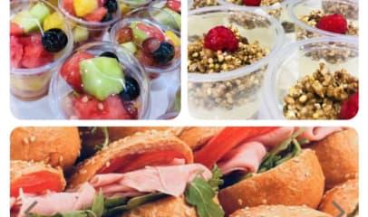Top Nosh Food & catering