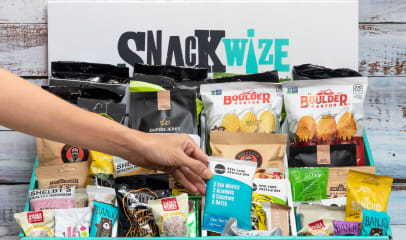Snackwize - Healthy Snacks