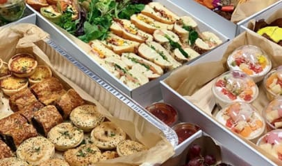 Charlie & Franks Catering