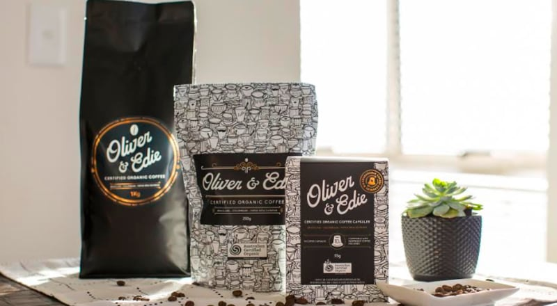 Oliver & Edie Organic Coffee