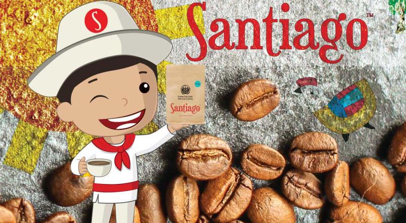 Santiago, Smooth & Tasty Coffee