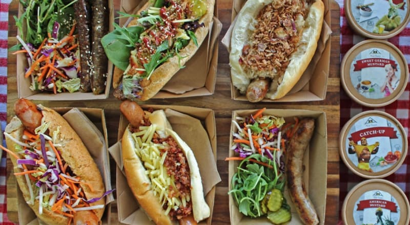 Hut Dog Catering & Events