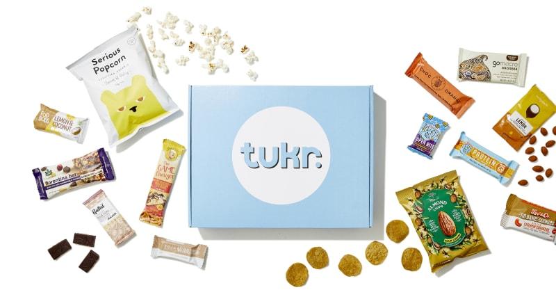 tukr snacks