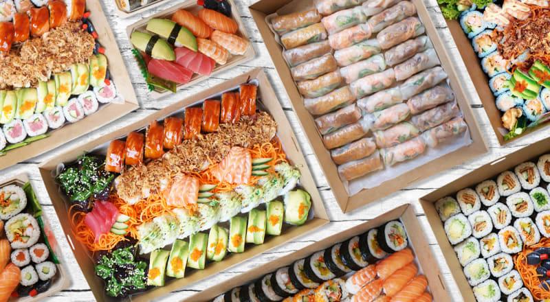 Sushi At Work