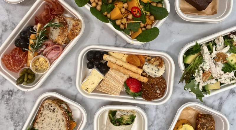 Gather & Eat Catering