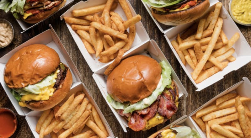 Five Point Burgers