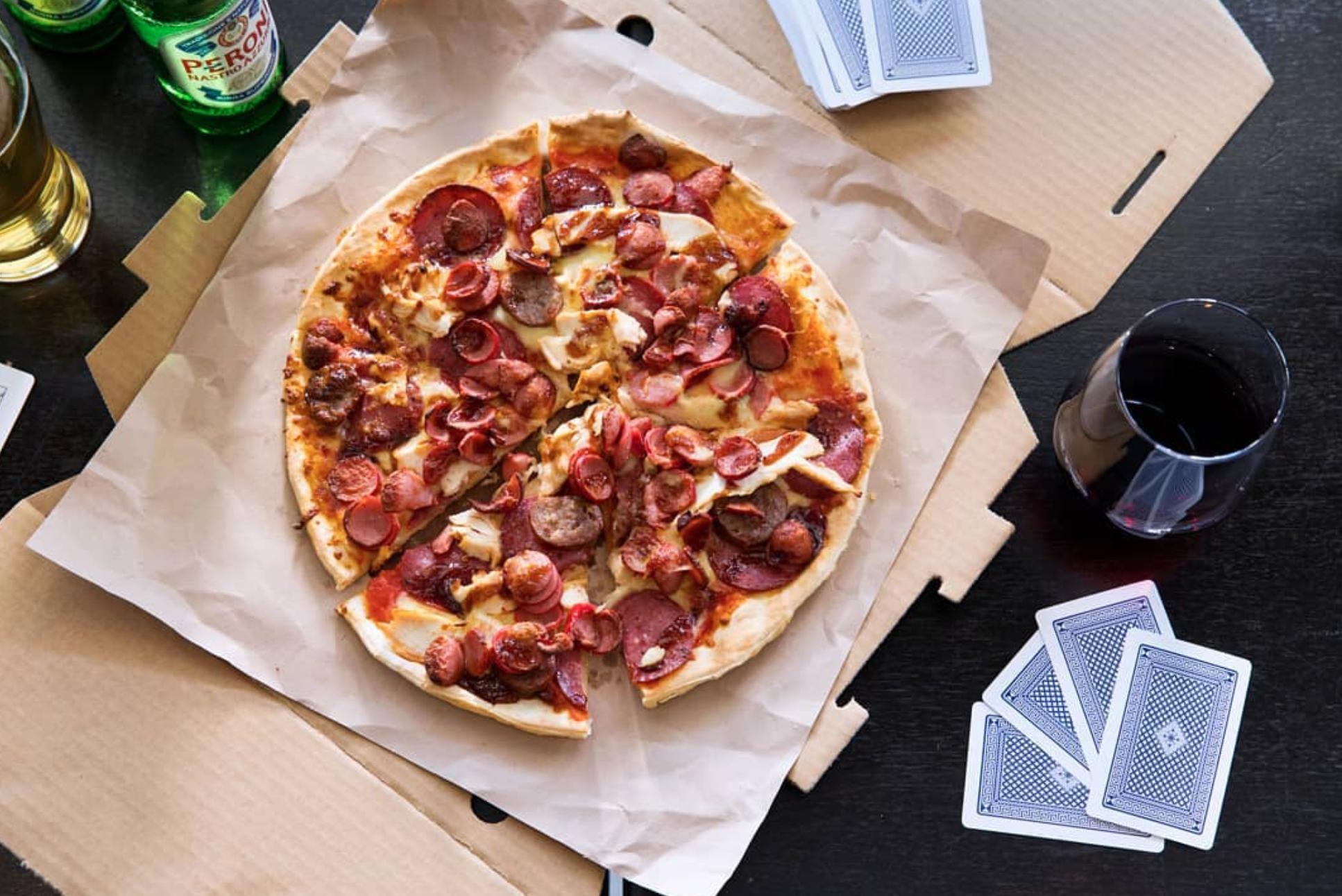 Arthur's Pizza Glebe