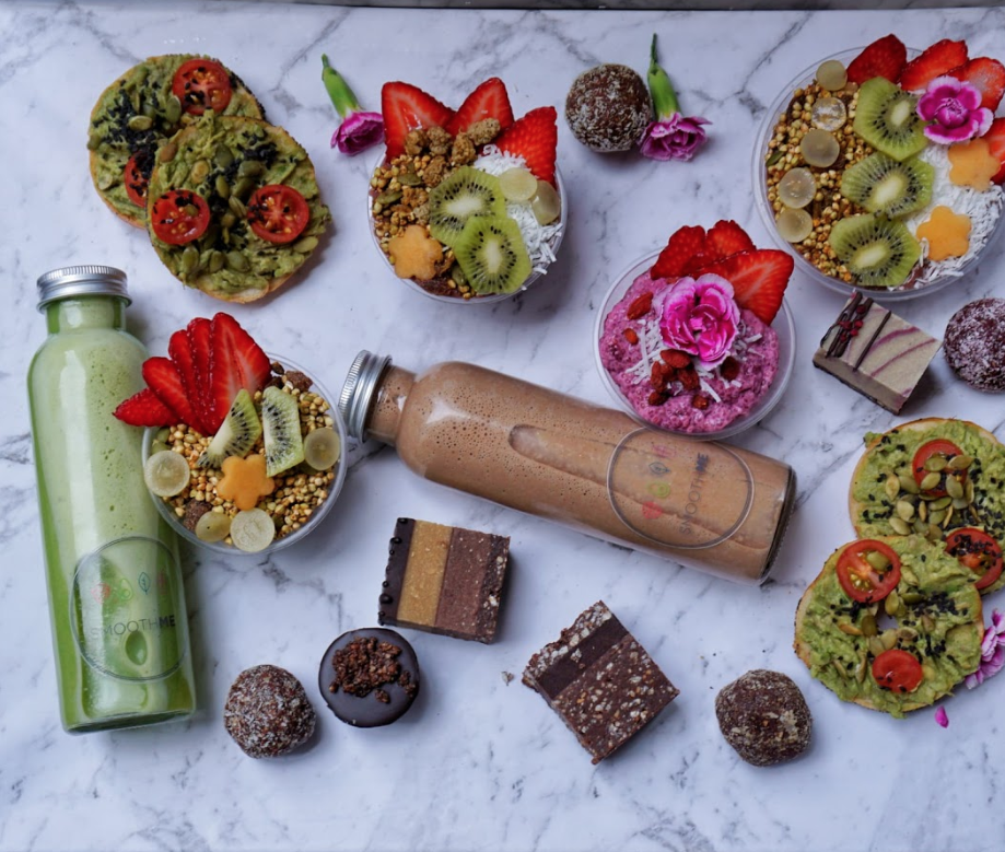 Smoothme Superfood Bar