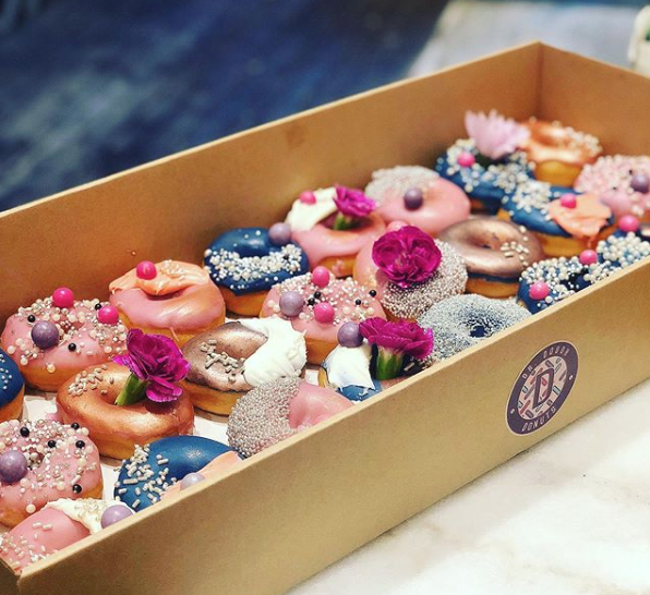 Dr Dough Donuts