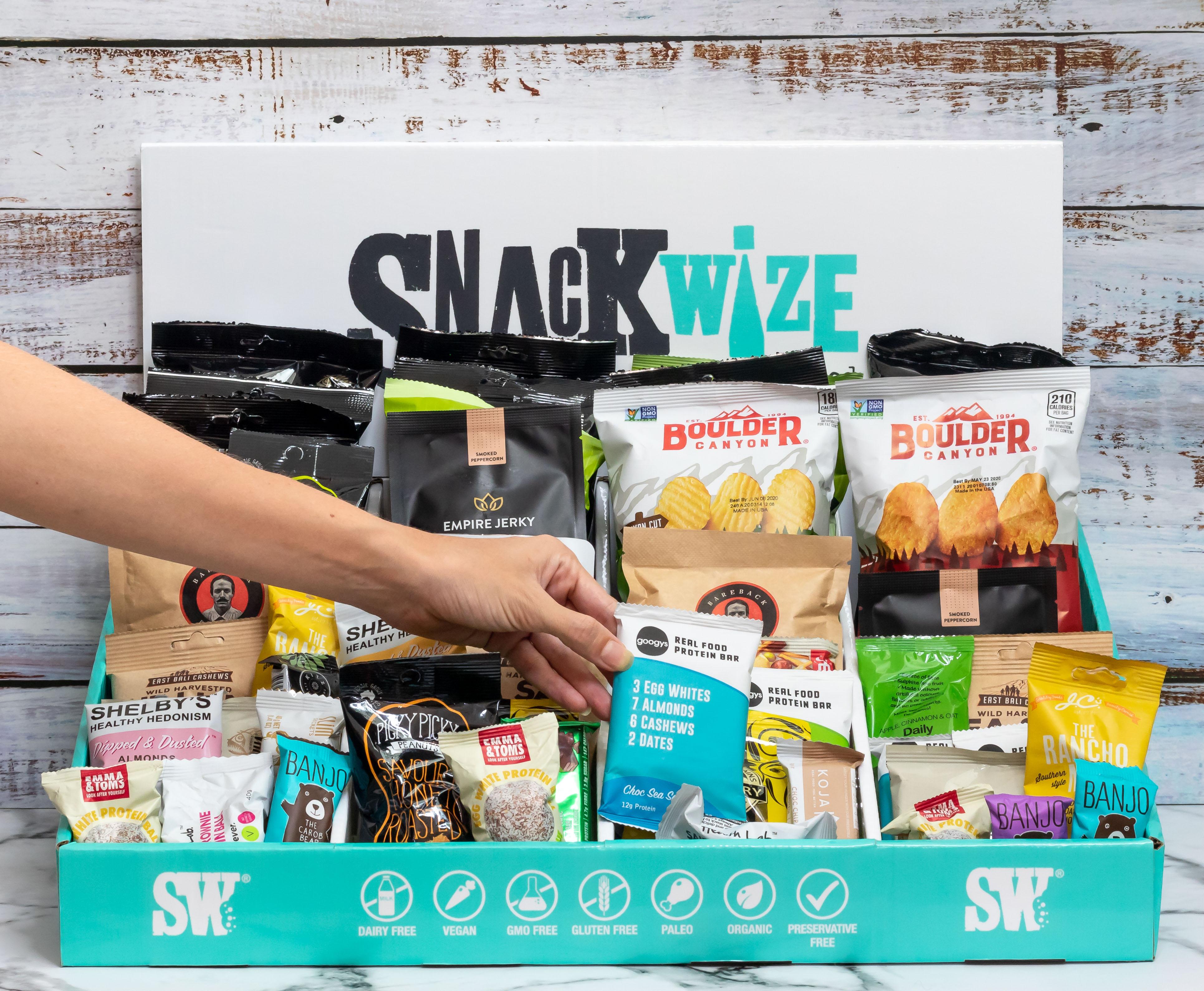 Snackwize - Healthy Snacks
