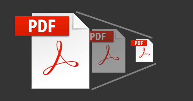 PDFのファイルサイズを縮小(圧縮)する方法(Acrobat DC)